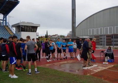 Ekipno področno tekmovanje – atletika
