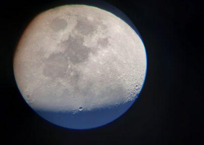 Opazovanje lune