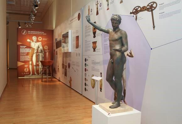 Razstava – Ideja, znanost in tehnologija Antične Grčije